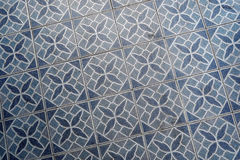 Flooring Tile. With many color and design Stock Photo