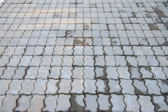 Flooring tiles. Royalty Free Stock Photography