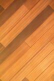 Flooring wood, parquet floor Stock Images