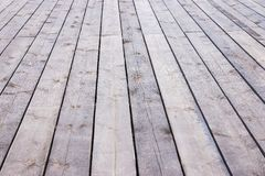 Flooring from wooden boards Royalty Free Stock Photo
