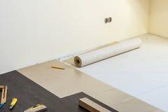 Flooring Stock Photography