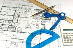 Floorplan Royalty Free Stock Photo