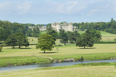 Floors Castle royalty free stock image