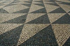 Floors in Lisbon Stock Images