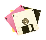 Floppies Royalty Free Stock Image