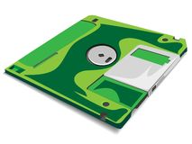 Floppy disc Royalty Free Stock Image