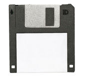 Floppy Disc. Isolated on white background Stock Image