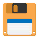 Floppy disc Royalty Free Stock Images