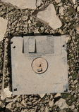 floppy disc Royalty Free Stock Photography