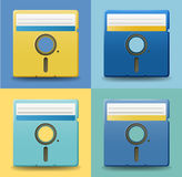 Floppy disc Stock Image