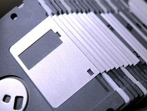 Floppy disck. Floppy disk royalty free stock photo