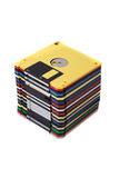 Floppy discs Royalty Free Stock Photography