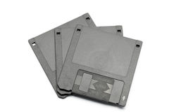 Floppy disk Stock Photos