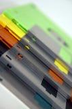 Floppy Disk. Coloured floppy disks Stock Image