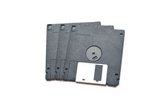 Floppy disk Immagine Stock Libera da Diritti