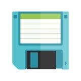 Floppy disk Fotografia Stock
