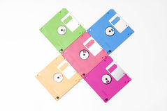 Floppy disk Stock Image