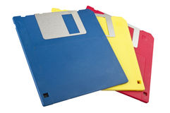 Floppy disk 3,5 Stock Images
