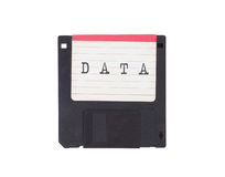 Floppy disk, data storage support Royalty Free Stock Photo