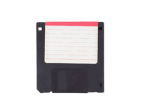 Floppy disk, data storage support Stock Image