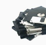 Floppy disk del computer Fotografia Stock Libera da Diritti