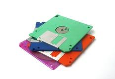 Floppy disk del computer Immagine Stock