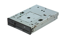 Floppy disk drive Royalty Free Stock Images