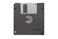 Floppy disk front Stock Image