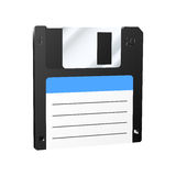 Floppy disk icon Stock Photo