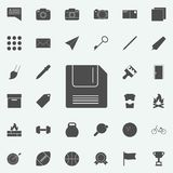 Floppy Disk icon. web icons universal set for web and mobile royalty free illustration