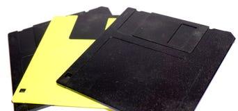 Floppy disk impilati Fotografia Stock