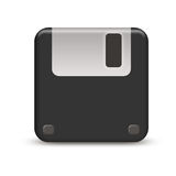 Floppy disk isolated Stock Photos