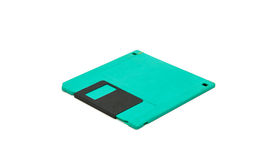 Floppy disk isolated Royalty Free Stock Photos