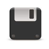 Floppy disk isolato Fotografie Stock