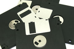 Floppy Disk magnetic Royalty Free Stock Photography