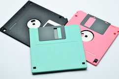 Floppy Disk magnetic Royalty Free Stock Photos