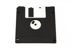 Floppy disk on white background Stock Photography