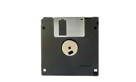 Floppy diskette Royalty Free Stock Photos