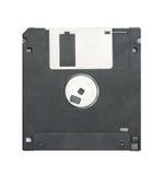 Floppy diskisolatie Stock Afbeeldingen