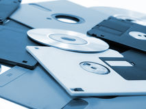 Free Floppy Disks Royalty Free Stock Photos - 12896788