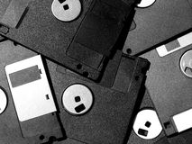 Floppy disks Stock Afbeelding