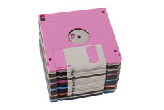 Floppy Disks Royalty Free Stock Image