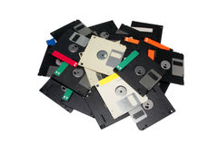 Floppy disks Stock Photography