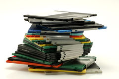 Floppy Disks. Photo of Floppy DIsks stock photography
