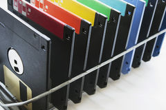 Floppy disks Stock Images