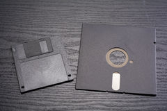 Floppy disks Royalty Free Stock Photo