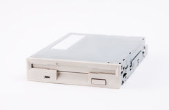Floppy drive Stock Image