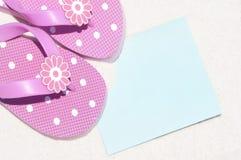 flops flip карточки Стоковое Изображение RF