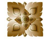 Flor abstracta 001 Fotografía de archivo libre de regalías