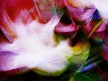 Flor abstracta Foto de archivo libre de regalías